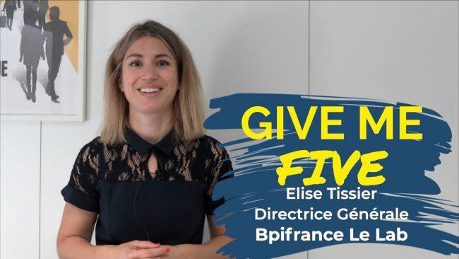 Elise Tissier – Bpifrance Le Lab : «Un laboratoire d'idées au service des PME et ETI françaises»