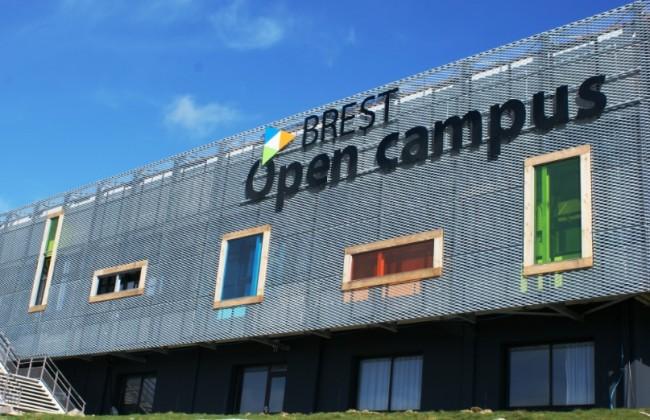 Le Brest Open Campus prend forme