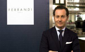 Bruno de Monte, directeur de FERRANDI Paris