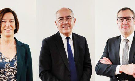 Manuel Tunon de Lara, Virginie Dupont et Guillaume Gellé, le nouveau bureau à la tête de la CPU