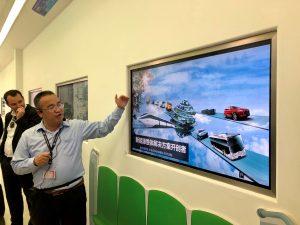 Visite de BYD, n°1 mondial de la voiture électrique
