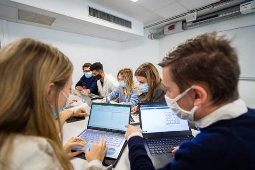 Aider les entreprises en difficulté à surmonter la crise : le pari réussi des étudiants de l'EDHEC