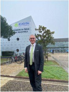 NOMINATION : Frédéric THIVET, nouveau Directeur général de l'EIGSI (c) EIGSI