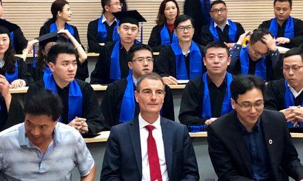 Avec SABS, la stratégie chinoise d'Audencia monte en puissance