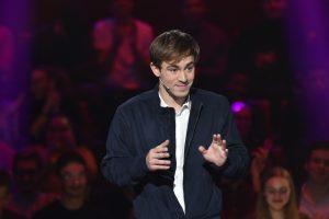 Bill est le gagnant de l'émission Le Grand Oral sur France 2 © LE GRAND ORAL - BARBEREAU BERNARD - FTV