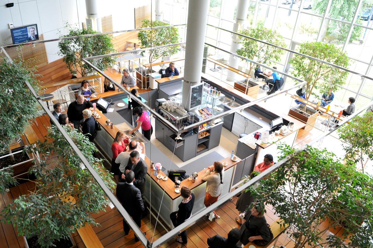 Cafeteria Audencia
