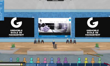 J'ai testé pour vous… le campus virtuel de Grenoble École de Management