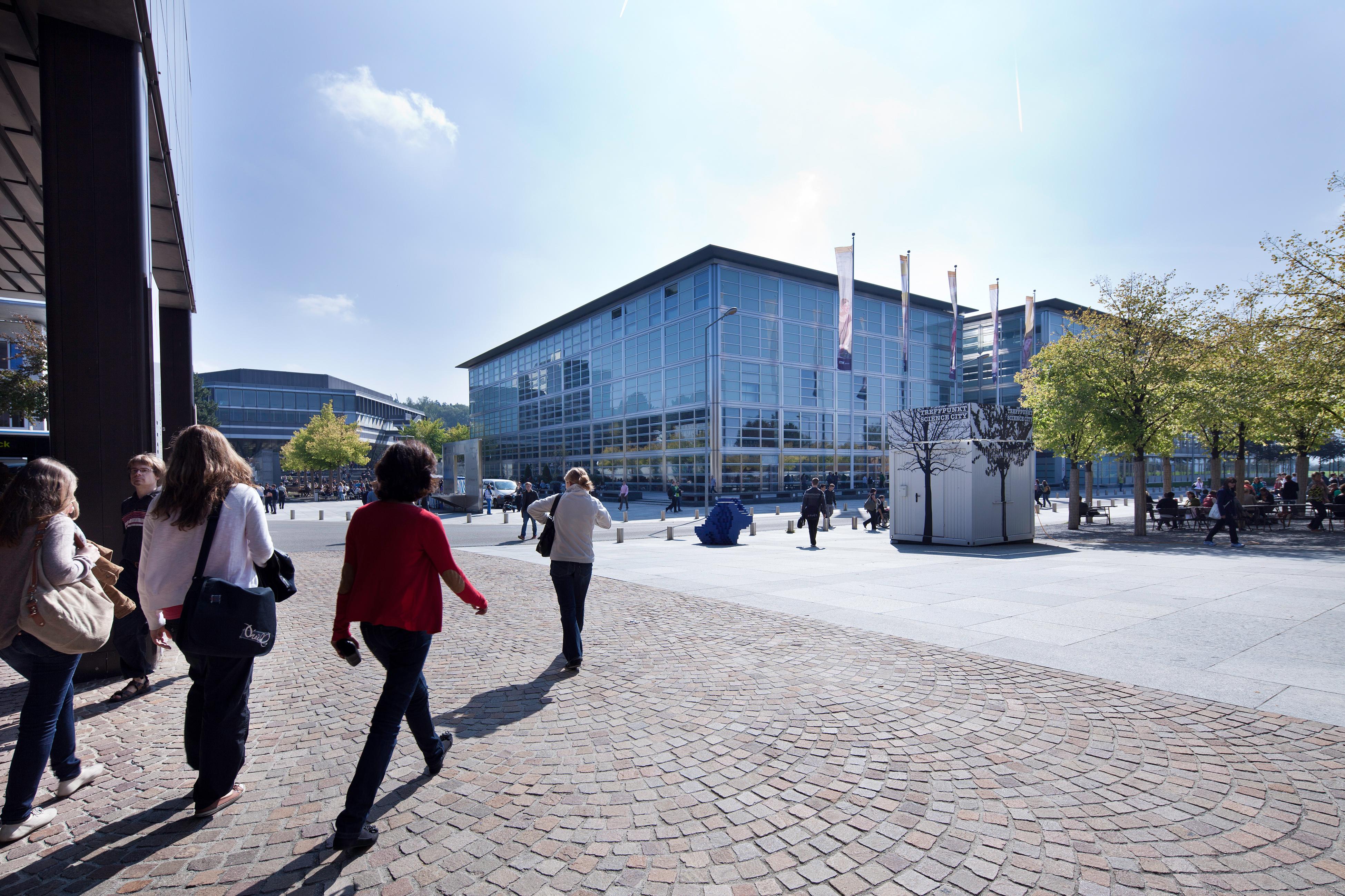 ETH Zürich, campus de Hönggerberg