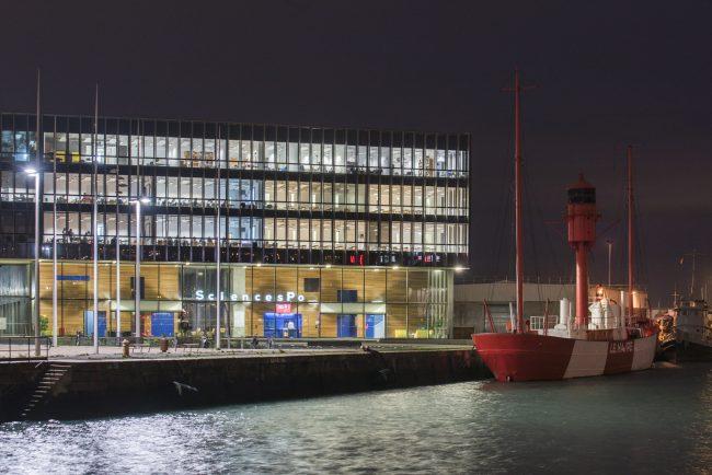 Campus de Sciences Po Le Havre