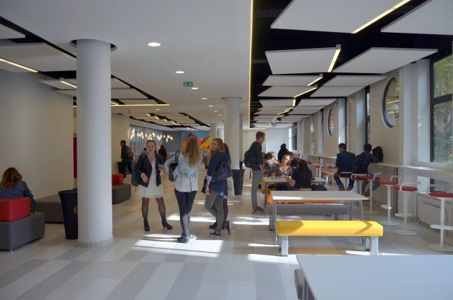 The American Business School : une américaine à Paris