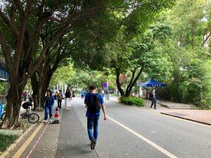 Campus Shenzhen University - Audencia - SABS