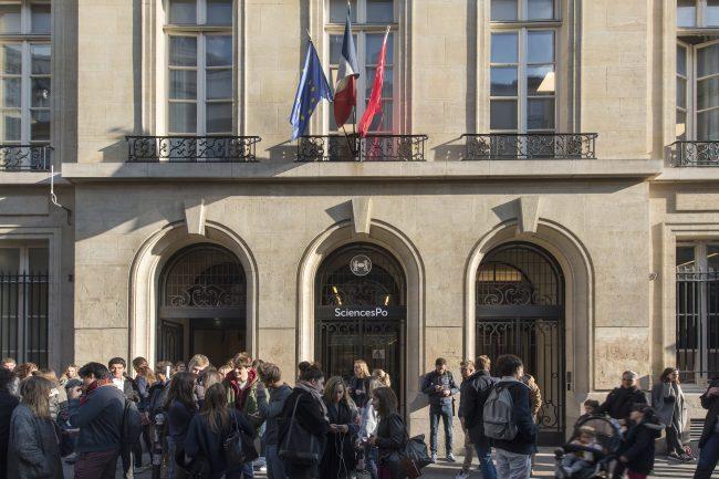 Sciences Po Paris rentrée
