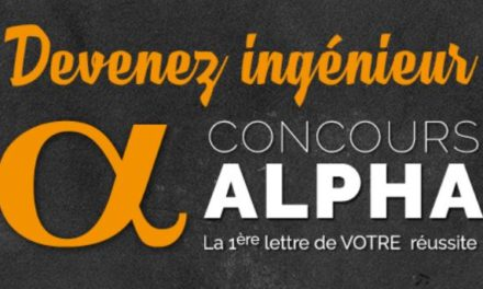 Les écoles du Concours Alpha s'ouvrent à l'international et se développent en national