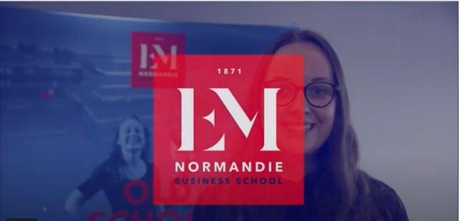 L'EM Normandie crée son CFA pour poursuivre l'essor de l'alternance