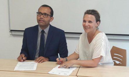 L'ISIT signe un nouveau partenariat avec le CFJ et l'Ecole W