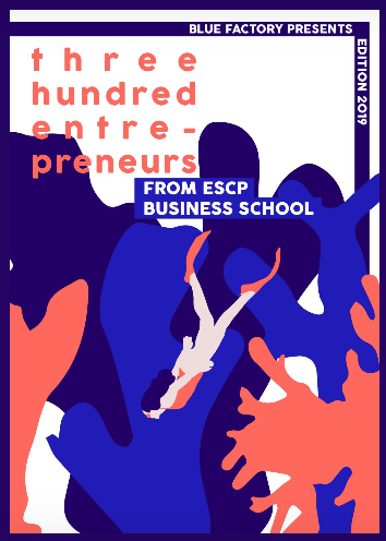 L'incubateur de ESCP Business School lance sa communauté Blue Factory SCALE