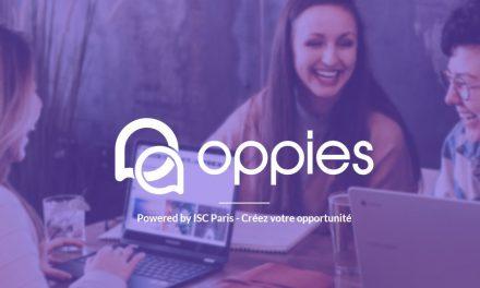 ISC Paris Grande École lance OPPIES.CO, un site dédié aux opportunités de stages et d'alternance