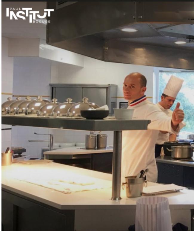 L'Institut Paul Bocuse devient la1ère école française à recevoir une étoile Michelin pour son restaurant d'application