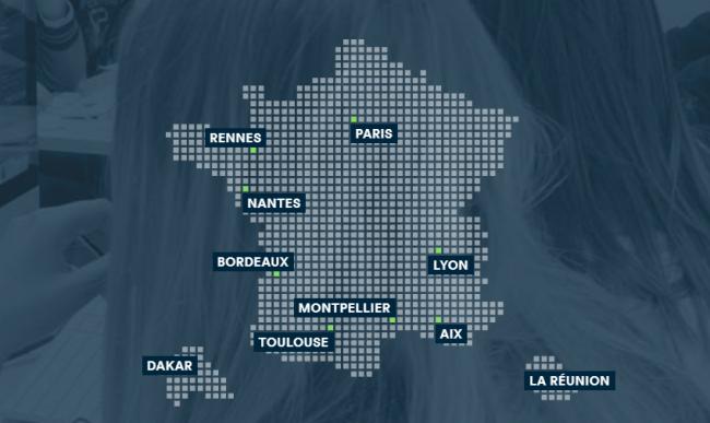 Digital Campus, le n°1 des écoles du digital en France, ouvre à Nantes et Aix-en-Provence en septembre 2020