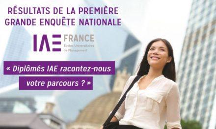 IAE PASSEPORT GAGNANT POUR  L'ÉVOLUTION DE CARRIÈRE !