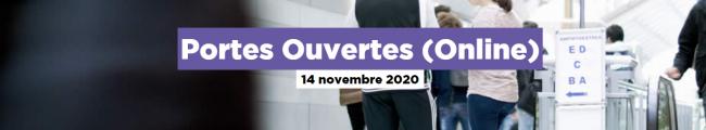 JPO Samedi 14 Novembre 2020 de 10h à 18h30. Il suffit de se connecter pour découvrir les 3 écoles du Pôle Léonard de Vinci.