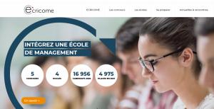 Nouveau site pour la banque d'épreuves ECRICOME (c) ECRICOME