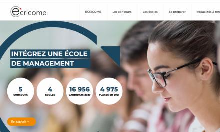 Nouveau site pour la banque d'épreuves ECRICOME