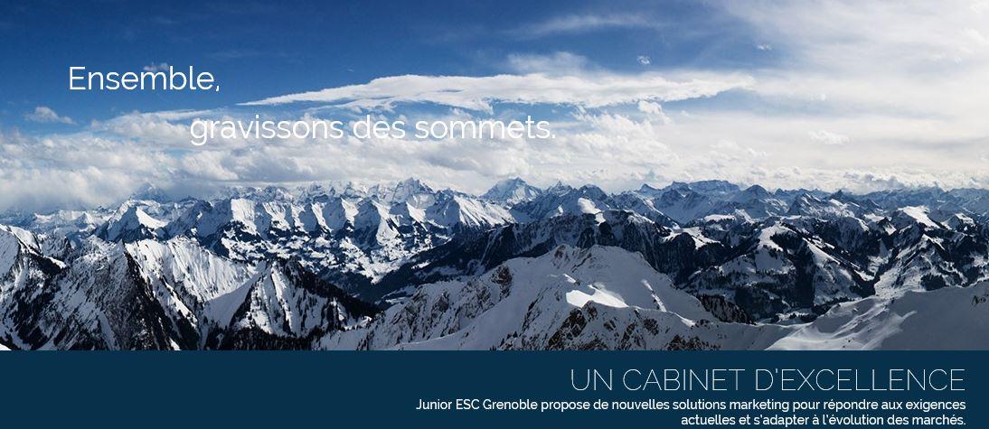 Une Junior Entreprise à la Une : Junior ESC Grenoble
