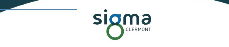 Une Ecole Unique sur un site unique : SIGMA Clermont restructure son campus