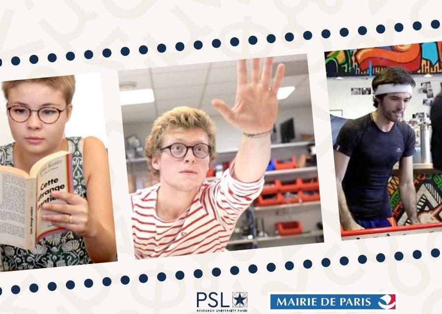ESPCI Paris : découvrez sa formation atypique à travers une web-série