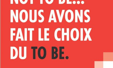 To Be or Not To Be… l'EM Strasbourg a fait le choix du To BE  avec sa nouvelle campagne de communication