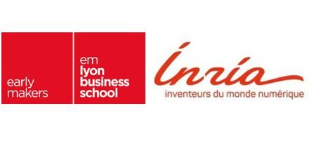 partenariat emlyon business school et Inria
