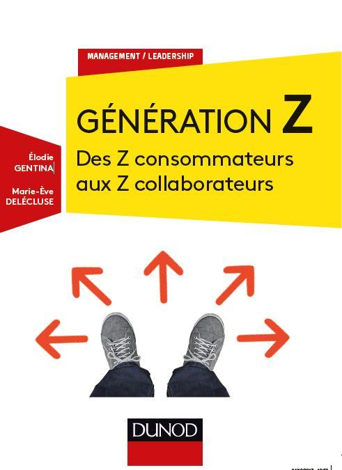 Génération Z Dunod Elodie Gentina
