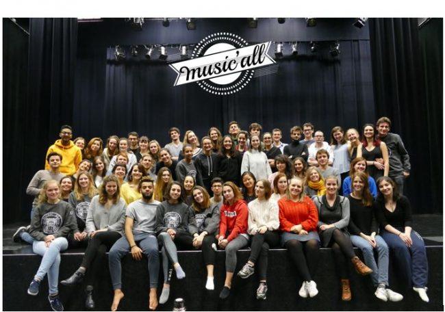 L'association Music'All vous présente Chimères, sa nouvelle comédie musicale