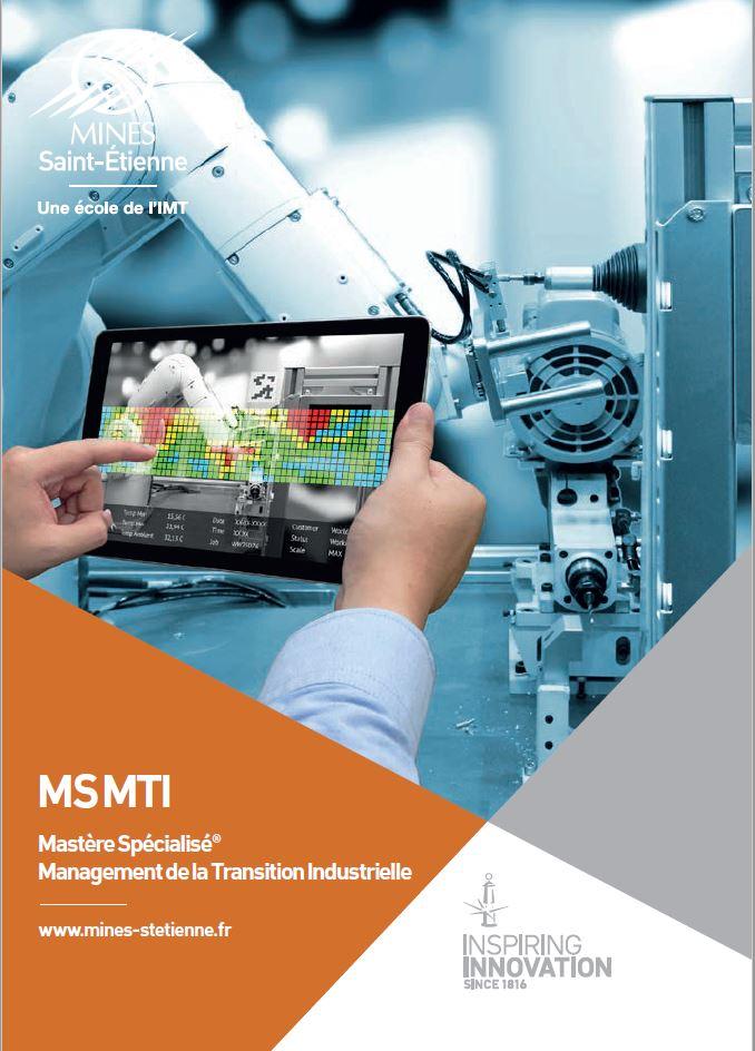 Lancement du Mastère Spécialisé® Management de la Transition Industrielle de Mines Saint-Etienne