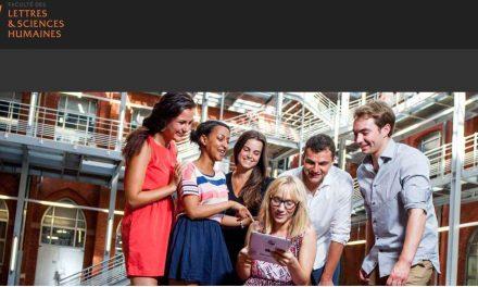 6 nouvelles formations lancées à la rentrée 2018 par la Faculté de Lettres et Sciences Humaines de L'Université Catholique de Lille