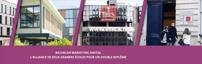 Bachelor Marketing Digital Efrei Paris-ESSCA : une alternative ambitieuse hors Parcoursup