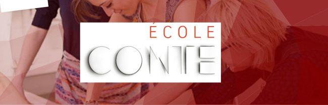L'École Conte, école supérieure d'art, luxe et mode est encore ouverte aux inscriptions pour la rentrée 2018 !