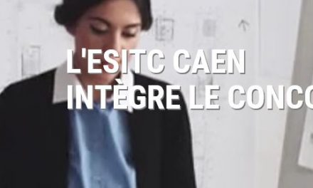 L'ESITC Caen rejoint le Concours Avenir