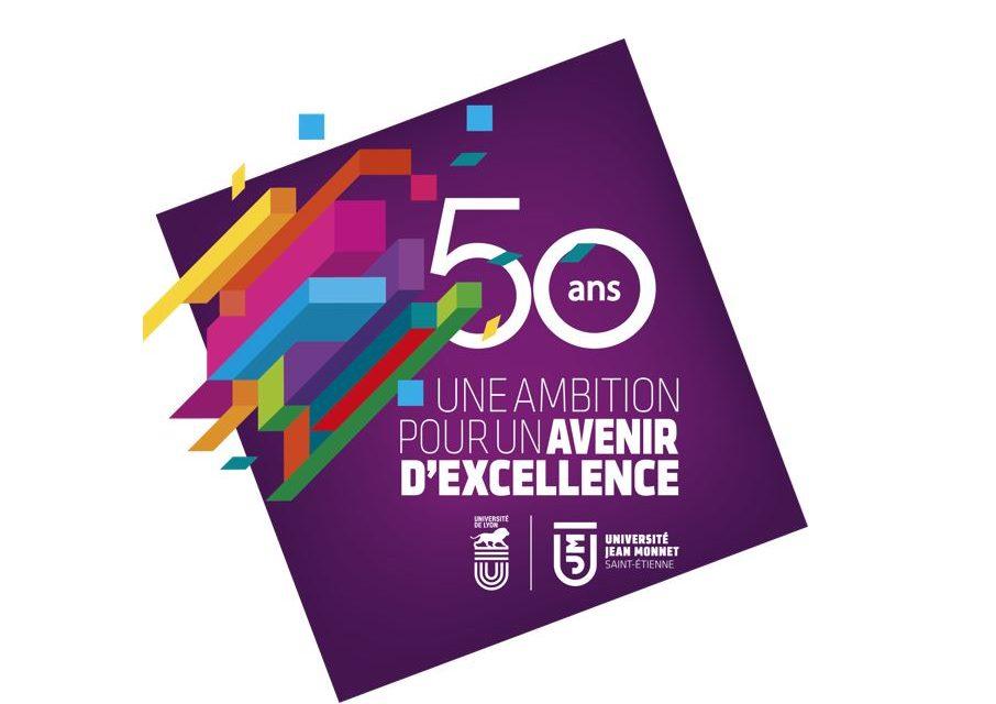 L'Université Jean Monnet célèbre 50 ans d'excellence