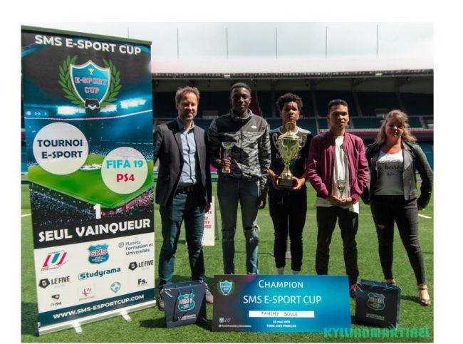 La SMS E-SPORT CUP : le premier tournoi de e-sport organisé par les étudiants de Sports Management School