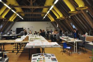 Groupe ESC Troyes. Ateliers