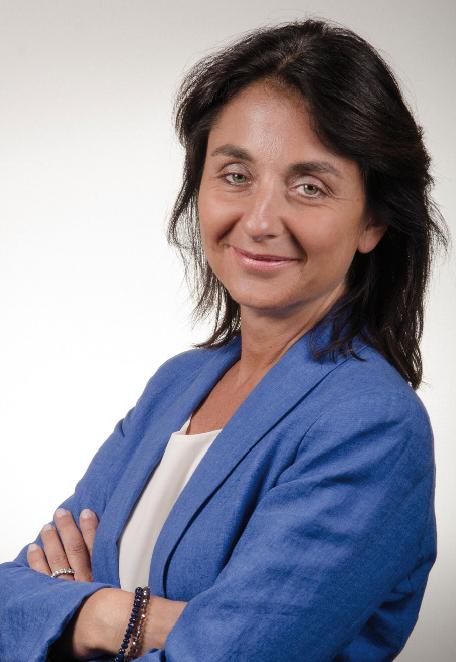 Annie Coutarel, directrice générale de la SMEREP