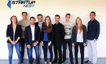 C'est parti pour le StartUp Nest