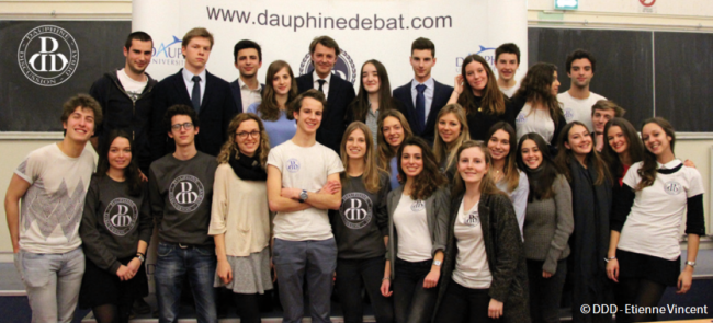 Quand le débat s'invite à l'Université Paris-Dauphine