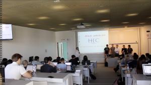 De juin à juillet 2019, HEC Paris organise sa Summer School. Au programme : des cours avec les meilleurs professeurs et des rencontres inoubliables !