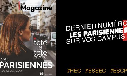 Tête à tête avec les Parisiennes dans notre prochain numéro !