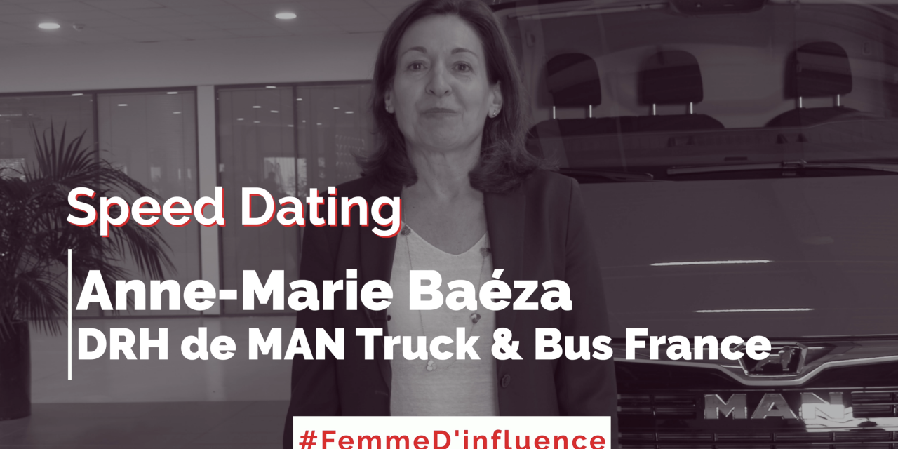 Anne-Marie Baéza – MAN Truck & Bus : « Le leadership, ce n'est pas une question de genre »