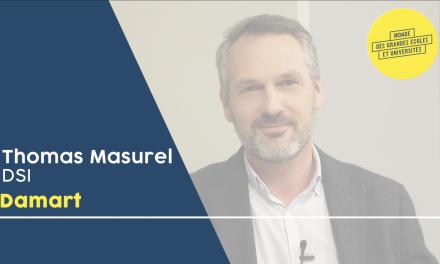 THOMAS MASUREL – DAMART : » Si vous aimez les challenges, rejoignez-nous !»