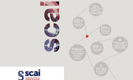 Lancement de SCAI : un centre de l'intelligence artificielle au coeur de Sorbonne Université